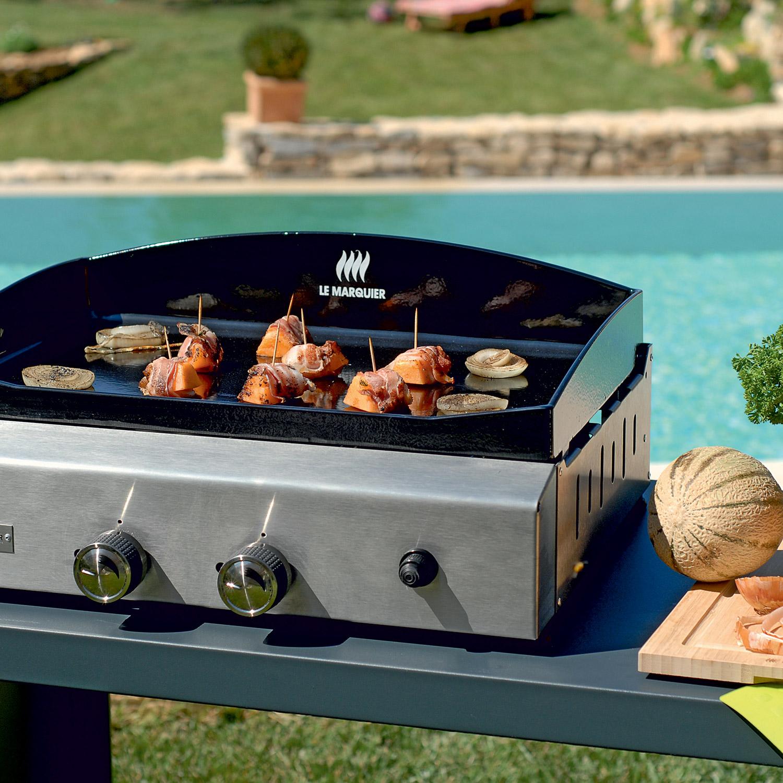 Le Marquier Plancha Barbecue Et Accessoires De Cheminée