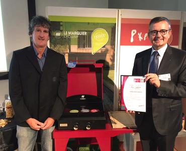 remise officielle du label origine france garantie